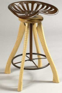Bradford Woodworking stool