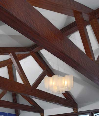 Fypon ltd old house online old house online for Fypon wood beams