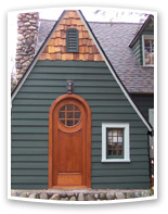Arch and Round Top Doors