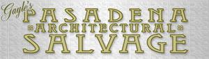 Gayle's Pasadena Architectural Salvage