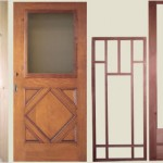 Custom Storm/Screen Door
