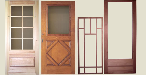 Adams architectural millwork co old house online old for Custom storm doors