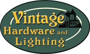 Vintage Hardware & Lighting.