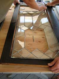 How To Repair Leaded Glass Old House Online Old House