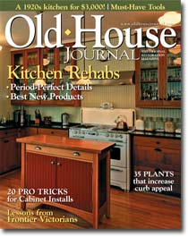 Old-House Journal June/July 2010