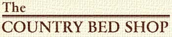 The Country Bed Shop Logo