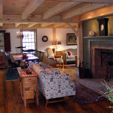 Early New England Homes By Country Carpenters Old House