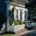 The Weather Hill Company paired an 1890 Greek Revival house from Vermont with a 1790 Cape on Nantucket.