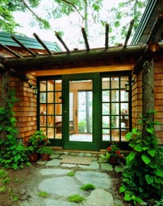 A Rustic Cottage In Maine Old House Online Old House
