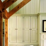 Zimmerman also incorporated loads of built-ins into the space for ample storage.