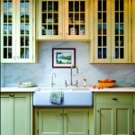 Kitchen Cabinets & Sink