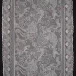 Japanese Carp (lace curtains)