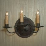 period lighting fixutres sconce