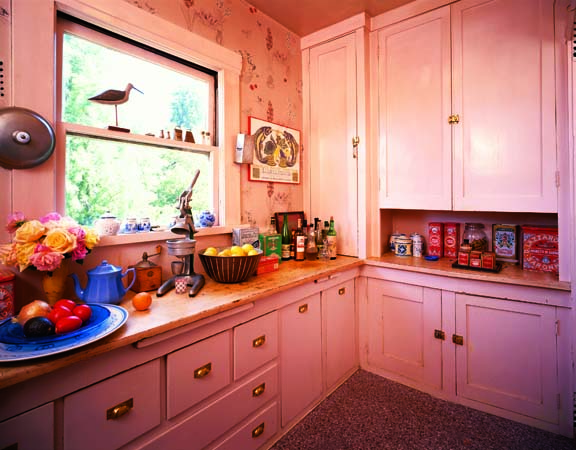 Vintage Countertop Materials : Countertop Materials for Old-House Kitchens - Old-House Online