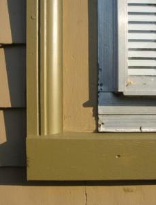 Window sill restoration