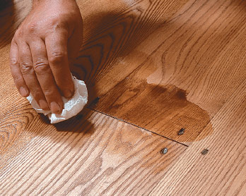 Clearer View Of Floor Finishes Old House Online