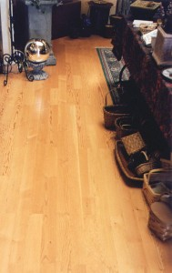 Handsome and knot-free, fir flooring is a popular choice for today's old-house restoration projects.