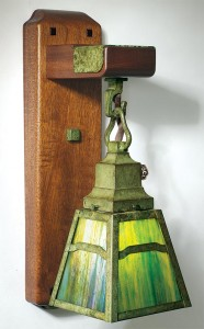 Arroyo View Drive sconce from Old California