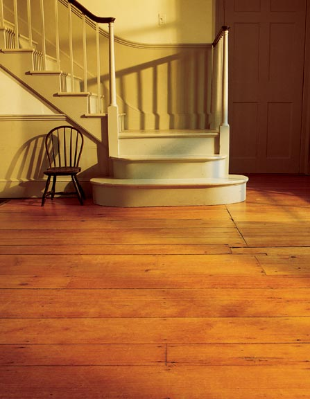 Fixing Wood Floors Old House Online Old House Online