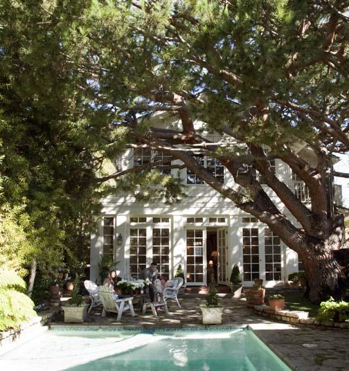 Old Greenwich Beach Cottage: California Beach Cottage