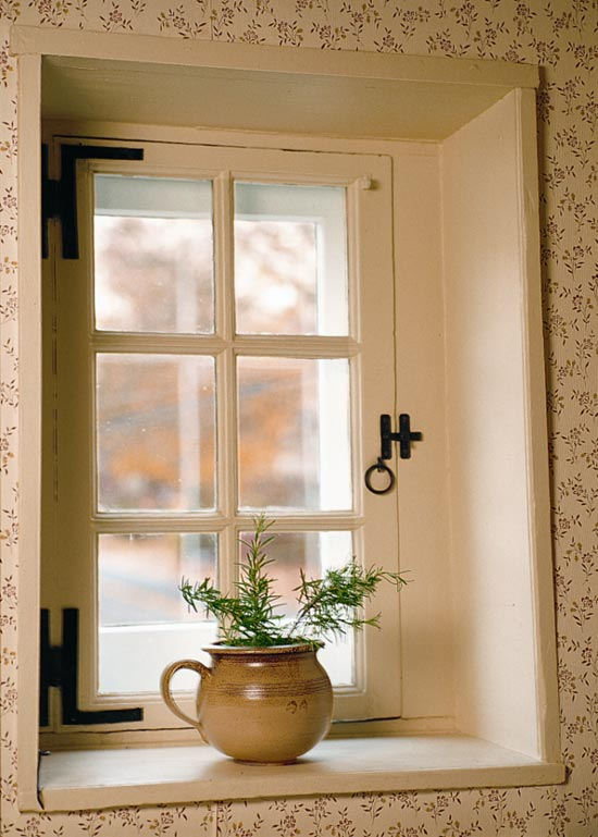 Dutch colonial stone house furnished with local antiques for House windows online