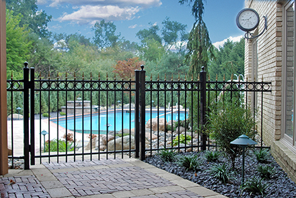 Ultra Aluminum Fencing Old House Online Old House Online
