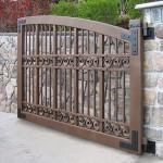 Ultra Bronze Drive Gate 72 pdi