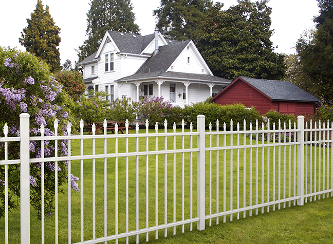 Ultra aluminum fencing old house online