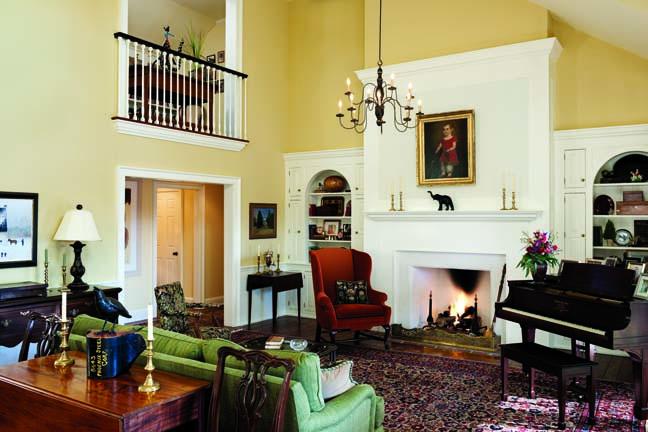 Pennsylvania dutch style house