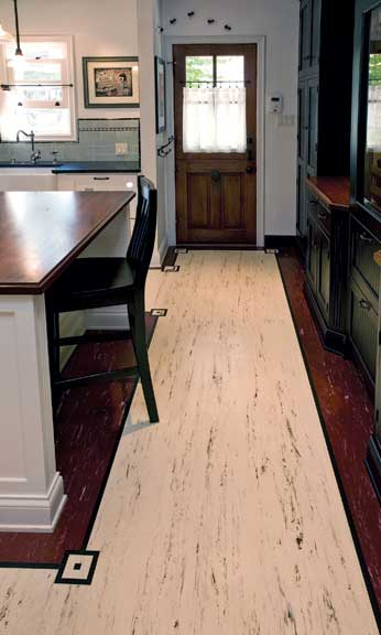 resilient floors for houses eco friendly linoleum