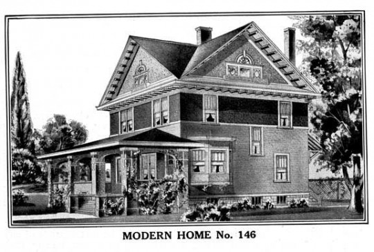 Sears Modern Home No. 146