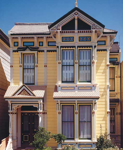 Study of stick style architecture and history old house for Victorian house facts