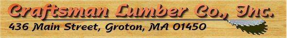 Craftsman Lumber Logo