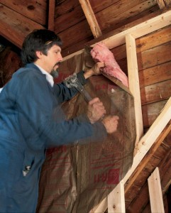 "Repairing interior walls or replacing exterior siding presents rare opportunities to make improvements in an old house ""weather envelope."" Be sure to carefully consider the building's composition before you add insulation."