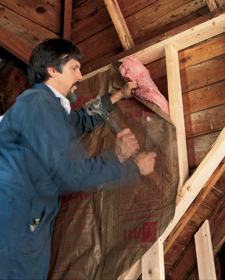 Expert advice insulation old house online old house online - Advice on insulating your home ...