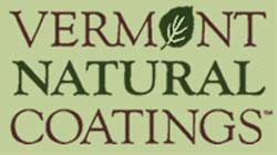 Vermont Natural Coatings.