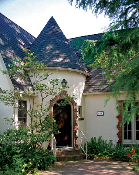The Eclectic Architecture Of Claremont California Old