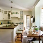 The home's original kitchen was a series of small, inefficient rooms, but great care was taken to update the space in an organized yet historically sensitive manner.