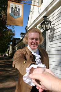 Living in Colonial Williamsburg