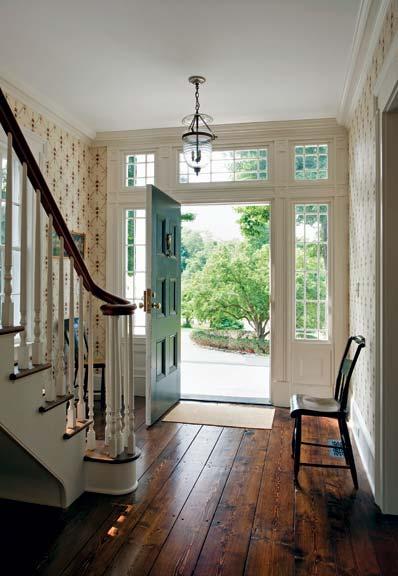 A Greek Revival Expansion Old House Online Old House Online