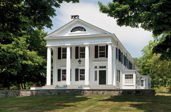 Greek Revival addition