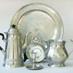 Antiques from Gibson Pewter.