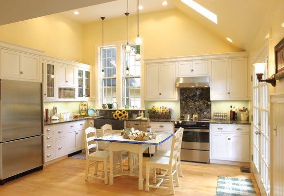 5 ideas for adding on old house online old house online for Kitchen ideas old house