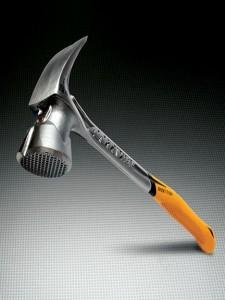 Anti-vibe hammer