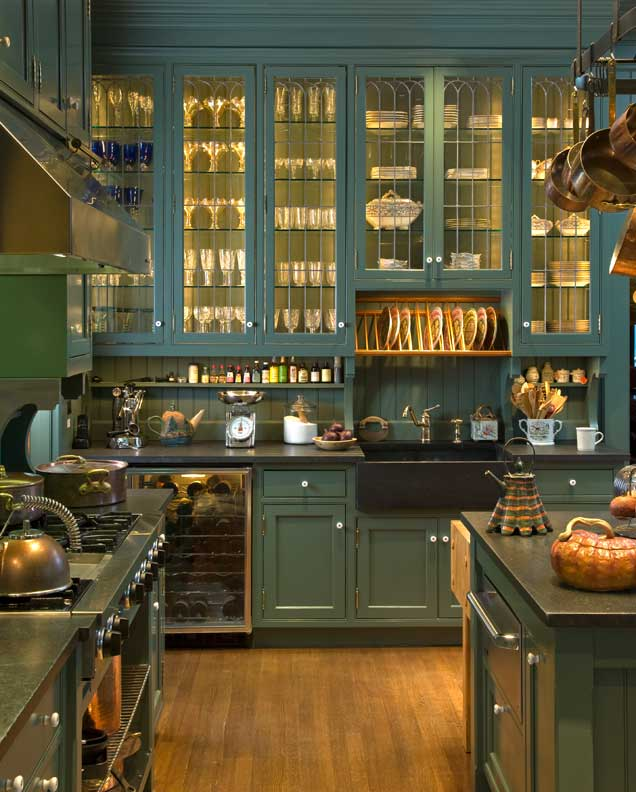 Victorian Kitchen: An Aesthetic Victorian Makeover