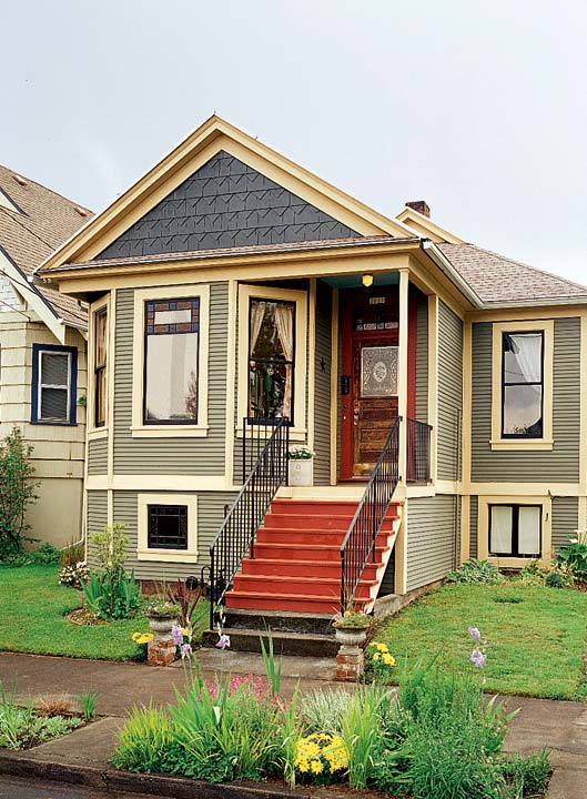 Bungalow On A Budget Old House Online Old House Online
