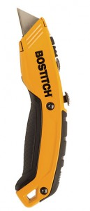 Bostitch Twin Blade utility knife