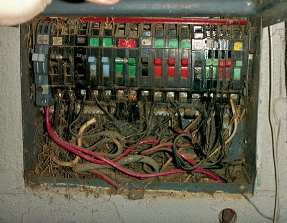 10 tips for rewiring an old house old house online old for Best electrical panel for house
