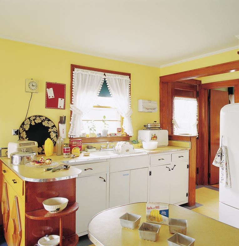 Sink Ideas For Old-House Kitchens