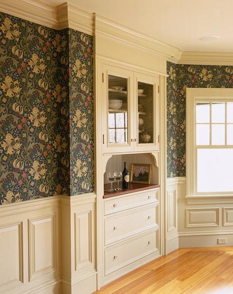 Vintage Wood Paneling: 5 Wainscot & Wall Paneling Styles